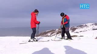 Все о зимнем виде спорта. Лыжный спорт в КР / УтроLive / НТС