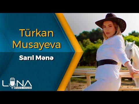 Turkan Musayeva - Saril Mene (Yeni Klip 2021)