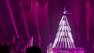 Kylie Minogue Kylie Christmas The One Live At Royal Albert Hall 10th December 2016