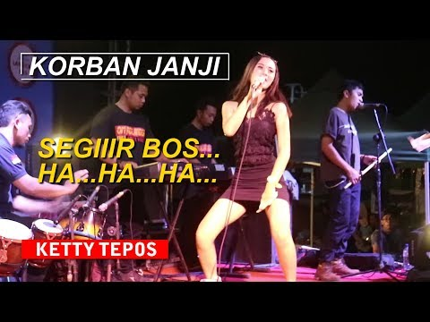 KETTY TEPOS - KORBAN JANJI - ROLANDSA AT GEBYAR UKM 2018