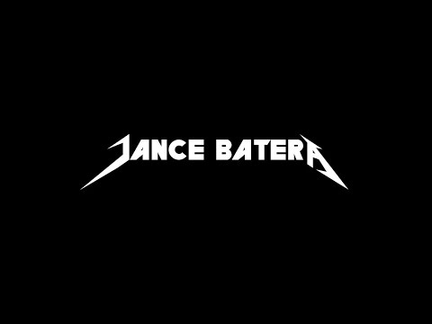 Metallica - Bad Seed Drum cover by Jance Batera