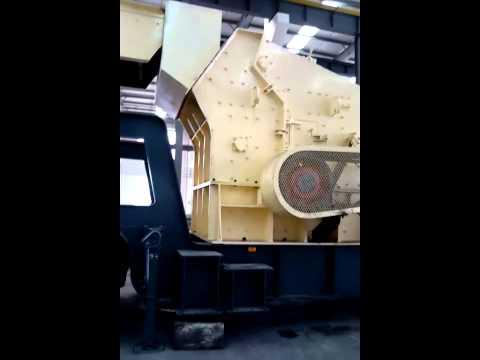 mobile crushing plant in Shanghai Veking Heavy Industries Co , Ltd