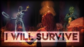 I WILL SURVIVE ! - Dead By Daylight