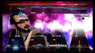 Wanted Dead or Alive (RB3 version) - Bon Jovi Expert (All Instruments Mode) Rock Band 3 DLC