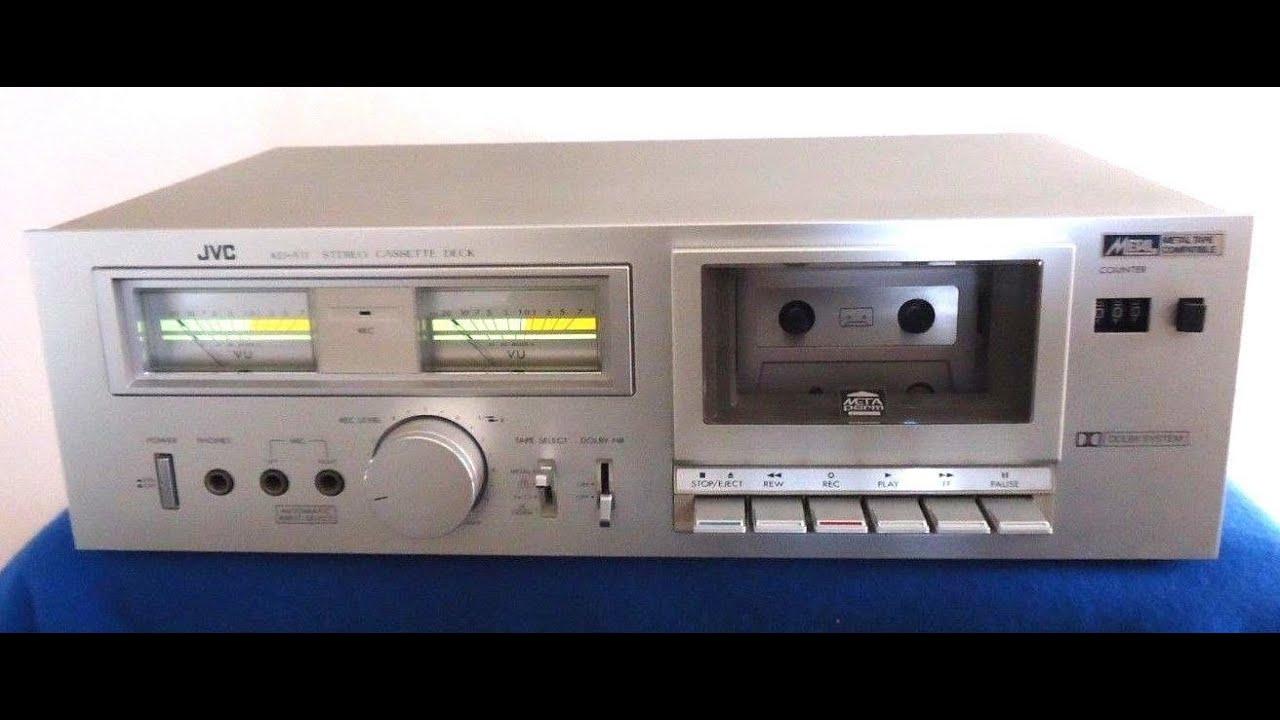 Jvc Kd A11 Stereo Cassette Deck Sn