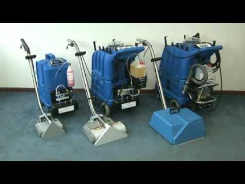 Sistema de Limpieza de alfombras y moquetas (Nueva Central ...
