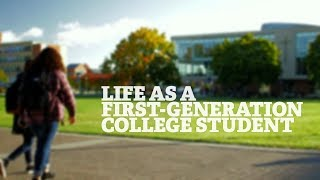 First-Generation College Students at Gonzaga