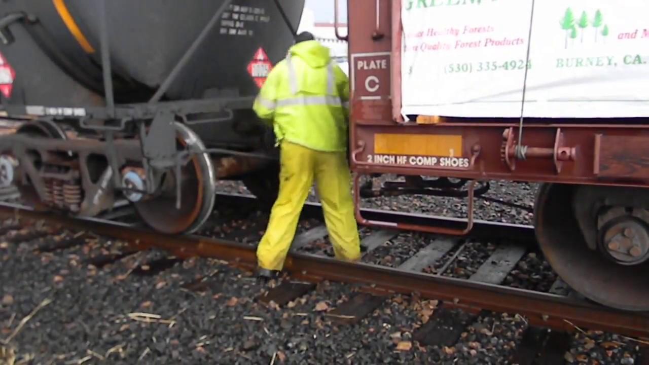 train car hook up