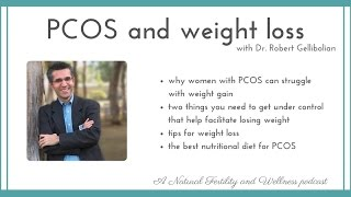 Weight loss for PCOS