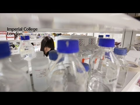 Medical research at Imperial College London