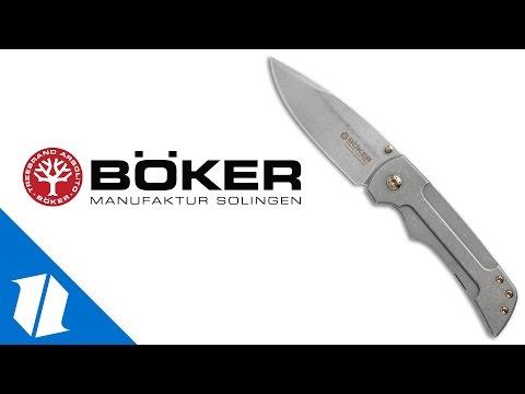 NEW Boker Knives | SHOT Show 2017