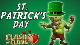 ST. PATRICK'S DAY! || CLASH OF CLANS || Let's Play CoC [Deutsch/German HD]