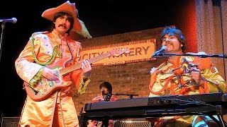 The Fab Four - Sgt  Pepper's/With a Little Help from My Friends - FRONT ROW - December 21, 2013 LIVE