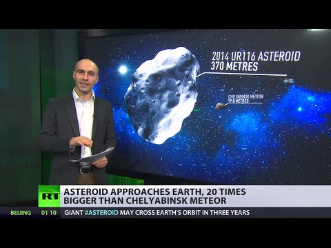 Asteroid danger: Giant space rock to be on collision course with Earth