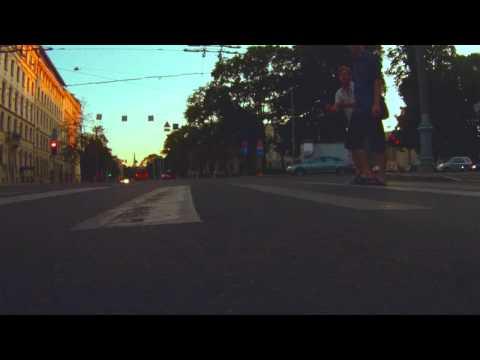 GoPro Riga Moody Long Evening Drive