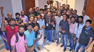 Video Blogging Workshop by Tech Travel Eat Sujith Bhakthan