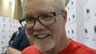 FREDDIE ROACH CALLS OUT MIKEY G AFTER THURMAN