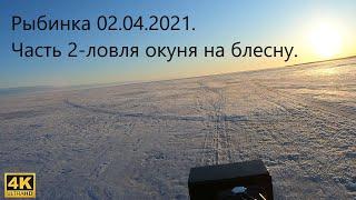 Рыбалка на Рыбинском водохранилище 2021 со льда Часть 2 поиск и ловля окуня ерши в прилове