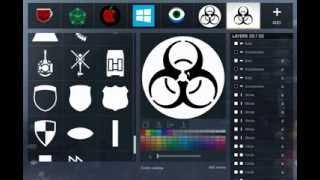 Battlefield 4 Biohazard Emblem
