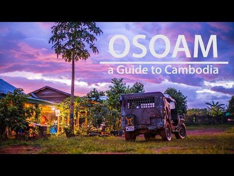 CAMBODIA TRAVEL GUIDE // OSOAM COMMUNITY CENTER