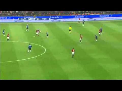 Seedorf vs Cambiasso
