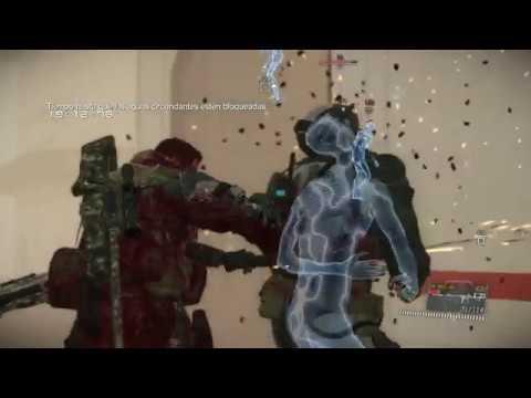 "MGSVTPP CQC Master Class vs Skull Unit ""try to remember some of the basics of CQC"""