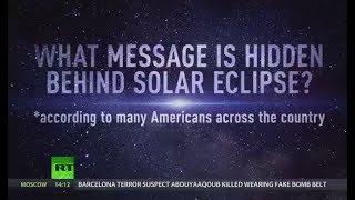 From 'end of world' to 'end of Trump': Hidden message behind solar eclipse, according to Americans