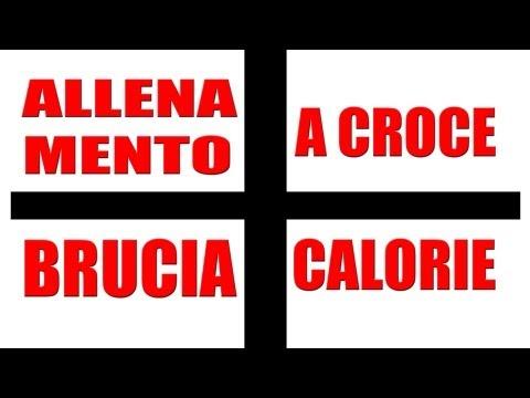 Brucia Calorie: Allenamento a Croce - Personal Trainer #60
