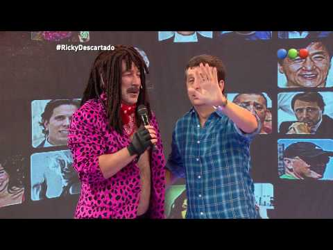 Descartados, Ricky Jaime de Tigre - Peligro Sin Codificar 2015