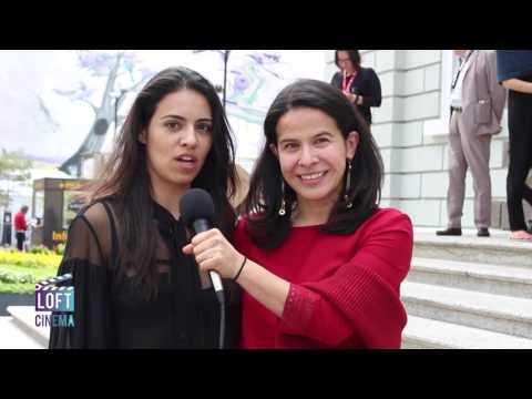 Arcelia Ramírez y Olga Segura invitan a ver Verónica en el FICG