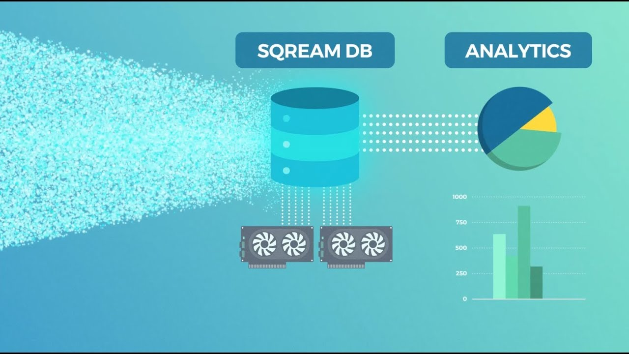 SQream - SQL GPU Data Warehouse