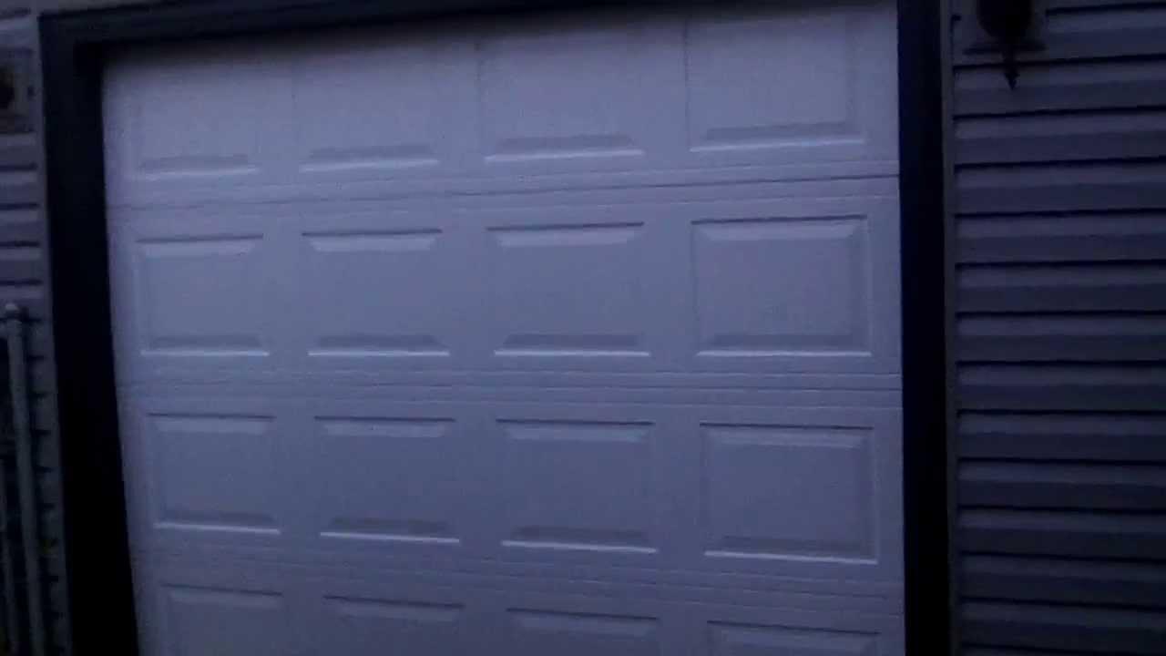 Hormann 2200 Garage Door Gemini Hollow Metal Pinch Proof * we show ...