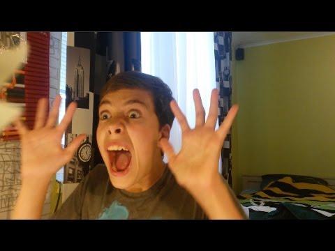 мой ужас 4часть+игра Лабиринт страшилка
