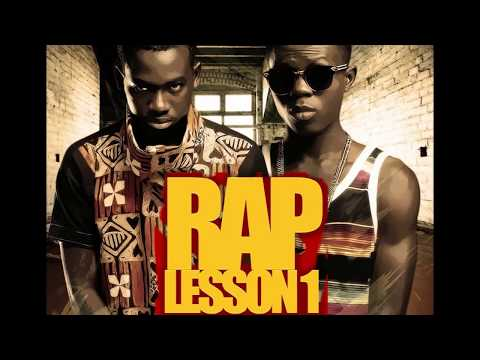 Koo Ntakra x Strongman - Rap Lesson1 (Kasa)