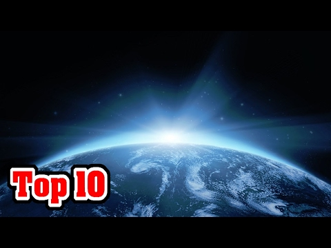 Top 10 Amazing Facts About Earth You DIDN'T KNOW!