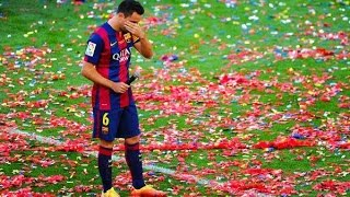 FC Barcelona vs Deportivo la Coruna 2-2 ● Xavi's Last Game ● La Liga Highlights ● 23/05/2015