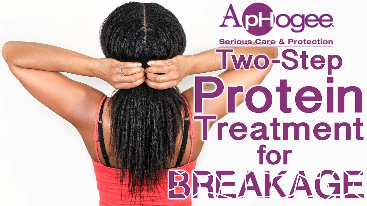 Aphogee Two Step Protein Treatment For Breakage Relaxed Hair