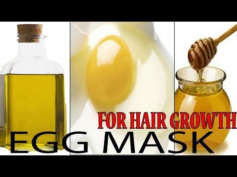 EGG Hair Mask For Hair Growth & Dry Damaged Hair|SIMPLE HOME REMEDY