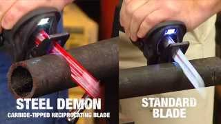 Diablo Steel Demon Carbide Tipped Metal Cutting Reciprocating Blades - The Home Depot