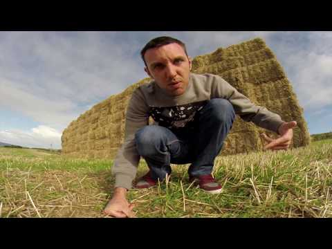 Born Ina Barn - Strike the Right Chord [OFFICIAL VIDEO] cuts by MR GRN