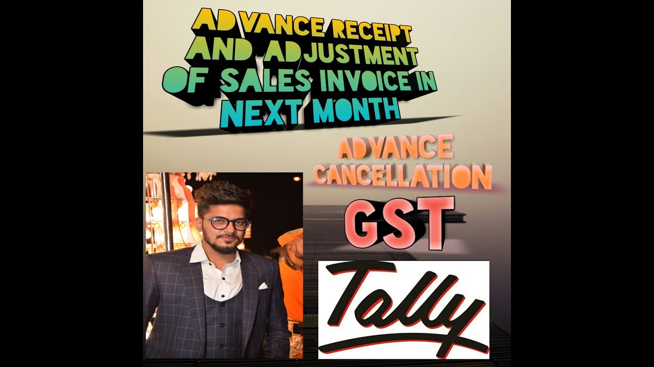 Rent Receipt India Gst Advance Receipt And Adjustment Of Sales Invoice In Next Month  Invoice Gateway Pdf with 2062 Hand Receipt Pdf Gst Advance Receipt And Adjustment Of Sales Invoice In Next Month Advance  Cancellation Donation Receipts For Taxes Excel