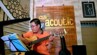 Tầm gửi - Hoàng Lê Vy - Guitar Cover