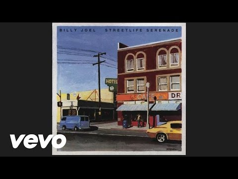 Billy Joel - Streetlife Serenader (Audio)