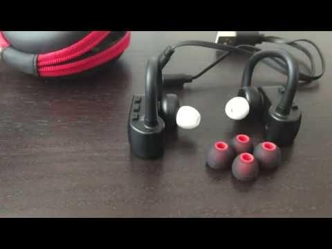 AXGIO Dash Wirefree Wireless Bluetooth Earphones Review