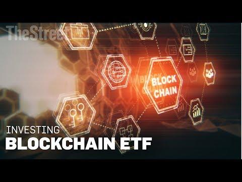 Meet This New ETF Tracking Blockchain Related Companies Like IBM