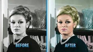 Photoshop Dersleri: Siyah beyaz fotoğrafı renklendirme