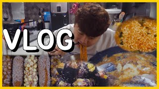 [vlog] 솜대디의 먹고 죽는 일상 | 앵그리너구리,…