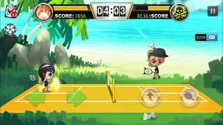 #Badminton 3D  Gameplay