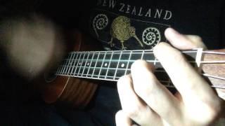 手紙 拝啓十五の君へ ukulele cover (Chords included)