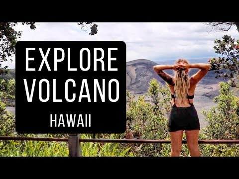 The Eruption Changed Everything... the exciting reopening of Hawaii Volcanoes National Park